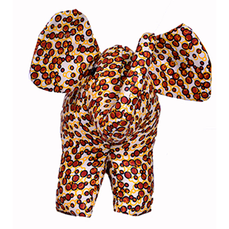 African Cloth Elephant