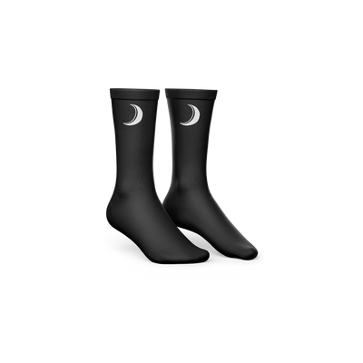 Official Trippie Redd Black Moon Socks