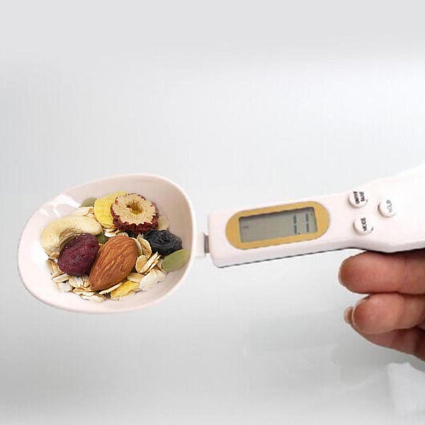 Perfect Measure Spoon Scale