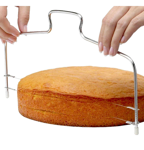 Adjustable Double Wire Cake Cutter