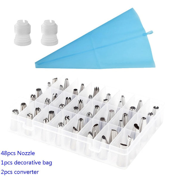 Confectioners Piping Bag Set