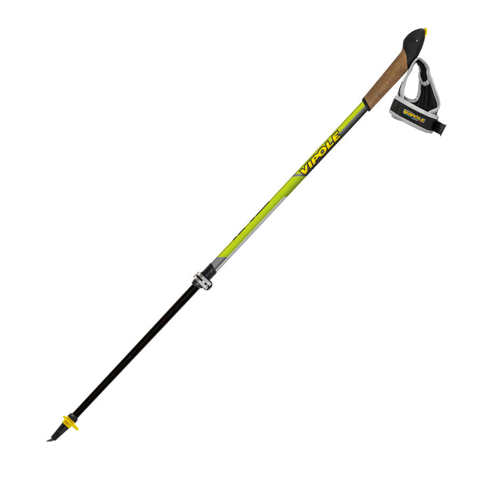 Vipole Vario Hot Green Nordic Walking Poles