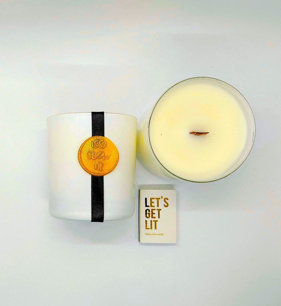 CANDLE GLOW: LET'S GET LIT!