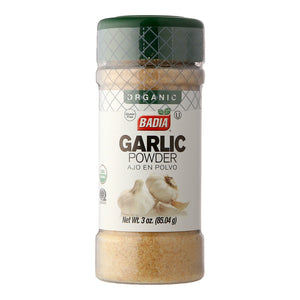 Badia Organic Garlic Powder 85g
