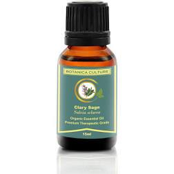 Botanica Culture Organic Clary Sage Essential Oil 15ml