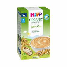 Hipp Organic Cereal 100% Oat 200g