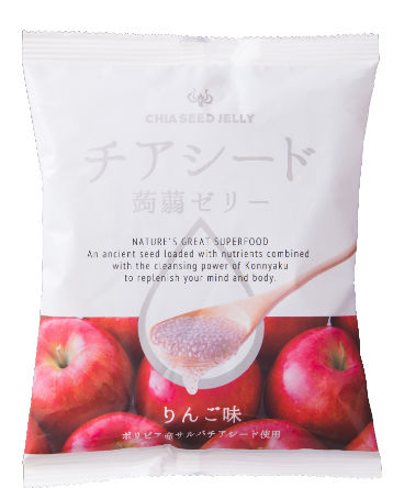 WK-Chia Seed Jelly Apple 175g