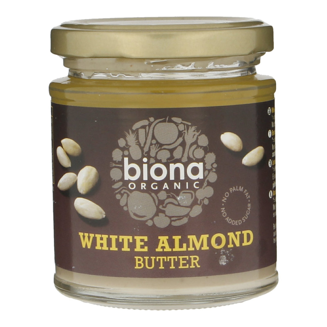 Biona ORG White Almond Butter 170g