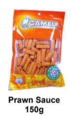 Camel Prawn Sauce Crackers 150g x 10