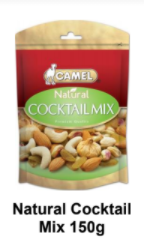 Camel Natural Cocktail Mix (ZF) ** 150g x 10