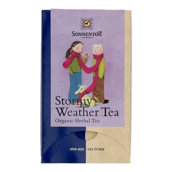 Sonnentor Stormy Weather Tea (Organic Herbal Tea) 27g