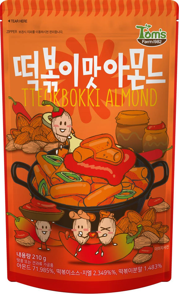 GM-Tteokbokki Almond 210g