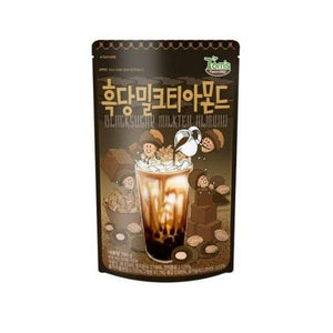 GM-Black Sugar Milk Tea Almond 190g