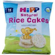 Hipp Organic Rice Cake For Toddlers 35g