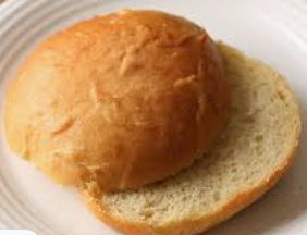 "Bread - Burger Bun 1 box (4"" / 80g 12pcs)"