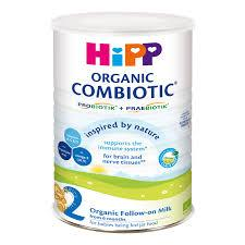 Hipp Organic Combiotic Follow On Milk 2 900g