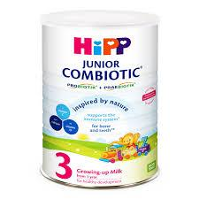 Hipp Combiotic Junior成长奶3 800g