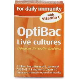 OptiBac Probiotics - OptiBac For Daily Immunity 30cap