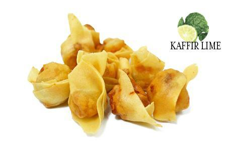 Mini Wanton kaffir lime flavour (Frozen) 250g