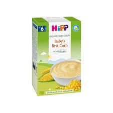 Hipp Organic Cereal First Corn 200g