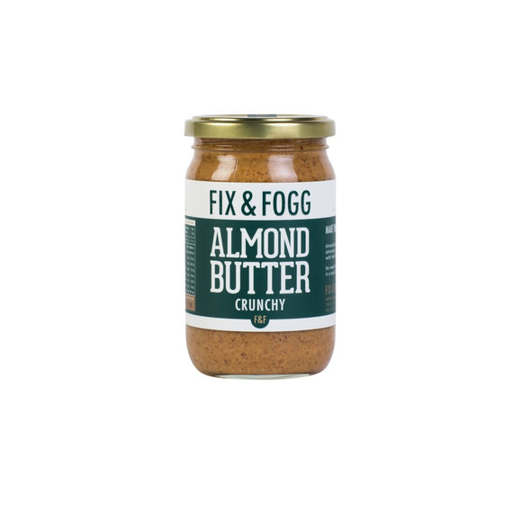 Fix & Fogg Crunchy Almond Butter 275g