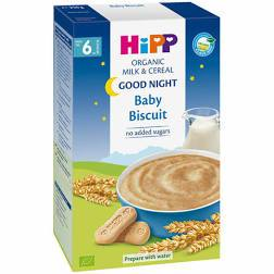 Hipp Organic Goodnight Baby Biscuit 250g