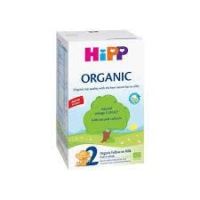 Hipp Organic Follow On Milk 2 300g