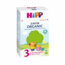 Hipp Organic Junior Growing Up Milk 3 500g