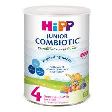 Hipp Combiotic Junior成长奶4 800g
