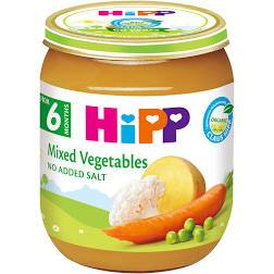 Hipp Organic Mixed Vegetables 125g