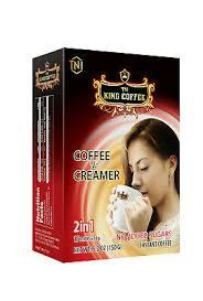 TNI King Coffee 2in1 Coffee and Creamer 15s