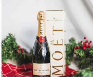 Moet & Chandon Champagne Imperial (in box)