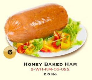 Sausages - Honey Baked Chicken Ham 2kg (Halal)*