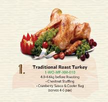 Turkey - Traditional Roast Turkey 4 - 4.6kg