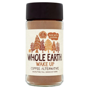 Whole Earth Wake Up Coffee Alternative with Guarana 125g