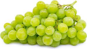 Aust/Peru generic sweet globe or pristine green Grapes 900g-1kg