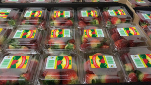 Promo: Aust Strawberries 250g x 1pkt