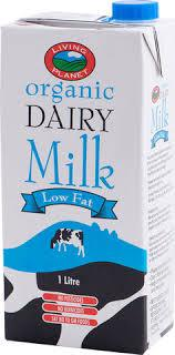 Living Planet Organic Low Fat Dairy Milk 32oz