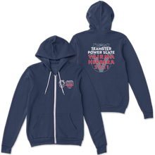Load image into Gallery viewer, Teamster Logo Hoodie ( 2 sided print )