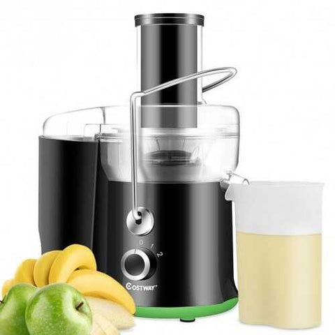 Fruit & Vegetable Centrifugal Wide Mouth Electric Juicer