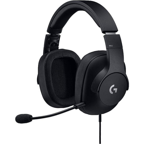 Logitech G Pro Gaming Headset with Pro Grade Mic for Computers