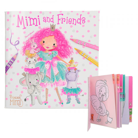 Princess Mimi and Friends (4+)