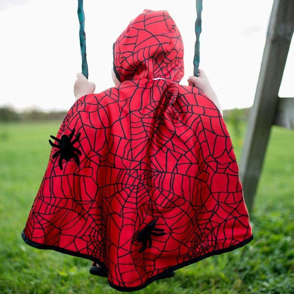 Cape réversible Spider-Batman (1-2 ans)