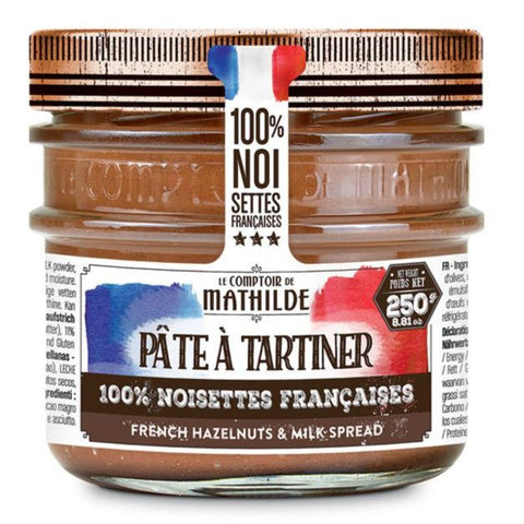 Pâte à tartiner So Frenchy 250g