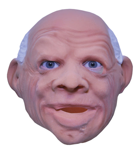 Gramps Overhead Latex Mask