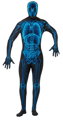 Men's X-Ray Skin Suit