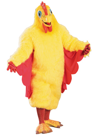Adult Comical Chicken Costume