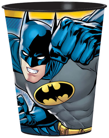 16oz Batman Favor Cup 1-Count