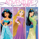 "5"" Disney Princess Bev Napkin - Pack of 16"