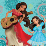 "5"" Elena of Avalor Bev Napkin - Pack of 16"